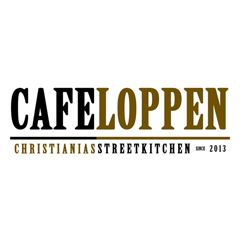 CafeLoppen Christiania logo