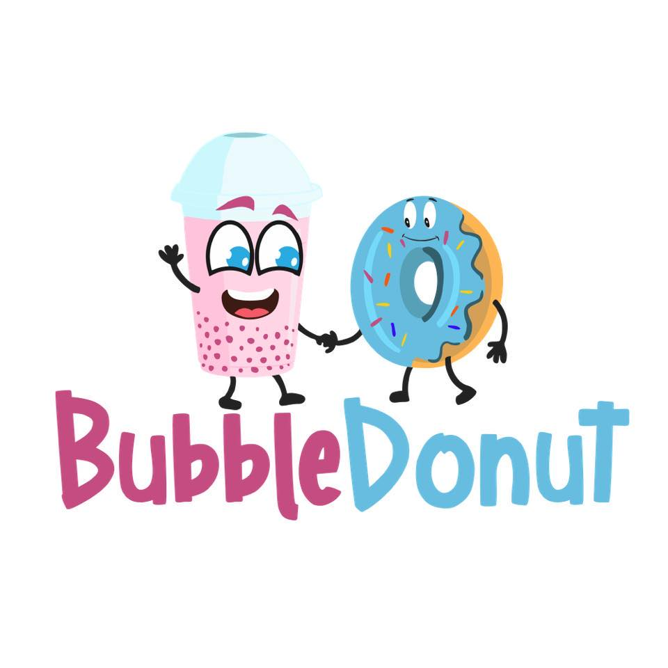 Bubble Donut logo