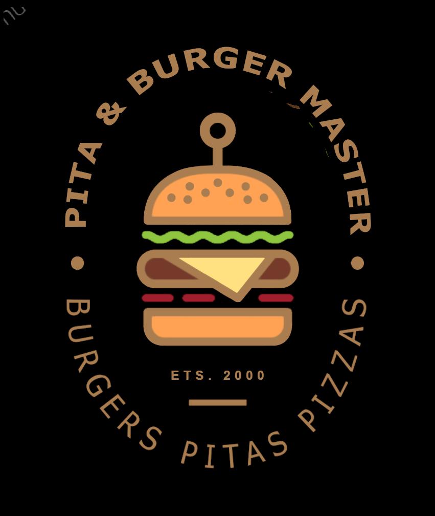Pita & Burger Master logo