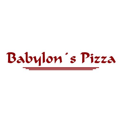 Babylons Pizza logo